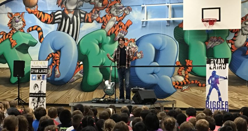 "Ryan Laird ""Bigger Than That!"" Bullying Prevention Concert"